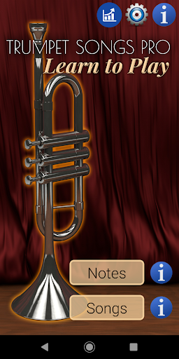 trumpet songs pro - learn to play screenshot 1