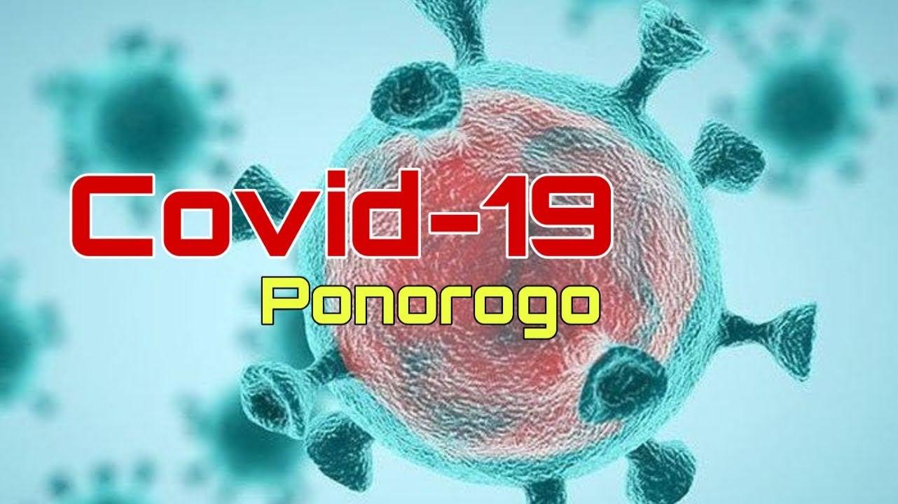 Kasus Positif Covid-19 di Ponorogo Tembus Angka 1.600