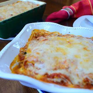 Lasagna For Two.