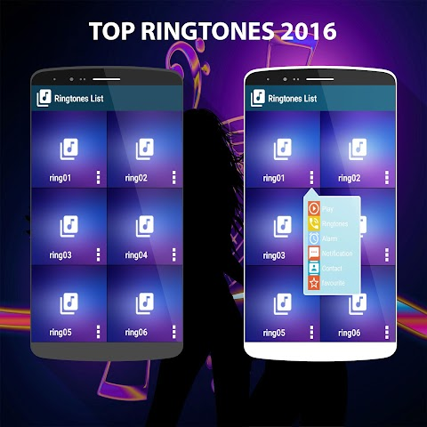 android Top Ringtones 2016 Screenshot 1