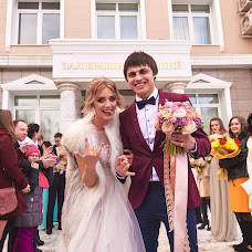 Wedding photographer Mikhail Pyzhov (mzhoff). Photo of 28.09.2017
