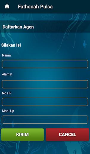 Fathonah Pulsa 2.7 screenshots 8