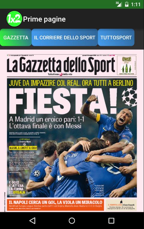 We bet! (Italy version)- screenshot