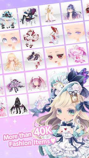 Star Girl Fashionu2764CocoPPa Play 1.77 screenshots 7