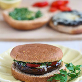 Portobello Mushroom Burger Sauce Recipes