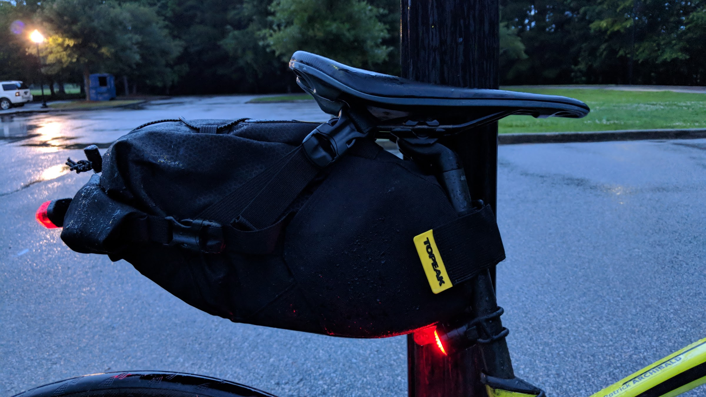 Topeak Backloader bicycle bag