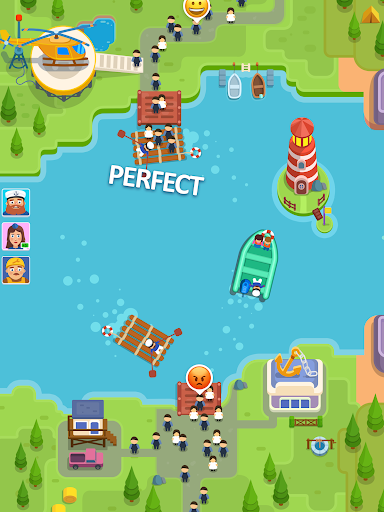 Idle Ferry Tycoon - Clicker Fun Game apkmr screenshots 9