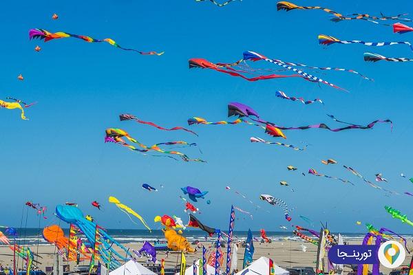 جشنواره بالی بادبادک