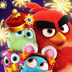 Angry Birds Match 3 3.7.0 (Mod Money)