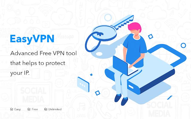 EasyVPN - The Fastest VPN for Web
