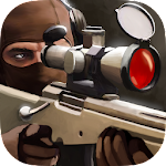 Sniper Shooter 3D Icon
