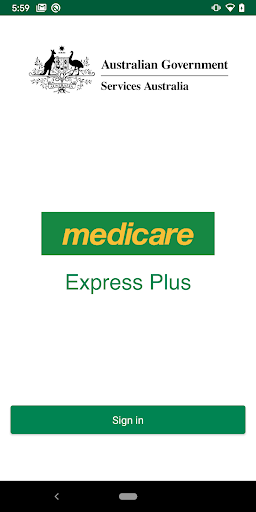 express plus medicare screenshot 1
