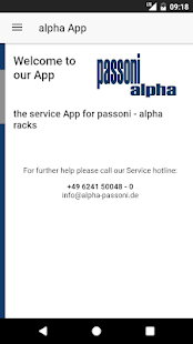 App passoni-alpha App APK for Windows Phone