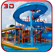 Water Slide Rush Adventure : Fun Park