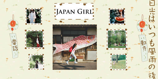 Japan Girl Theme