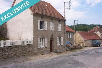 maison à Pontcharraud (23)