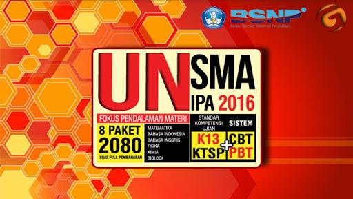 CBT UN SMA IPA 2016