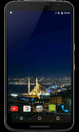 Istanbul 4K Video Wallpaper