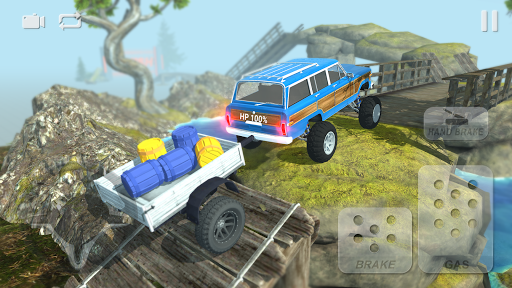 Offroad Sim 2020: Mud & Trucks screenshot 11