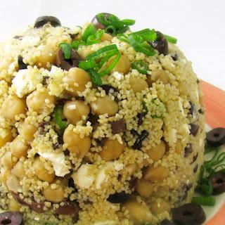 Couscous Feta Chickpea Salad Recipes