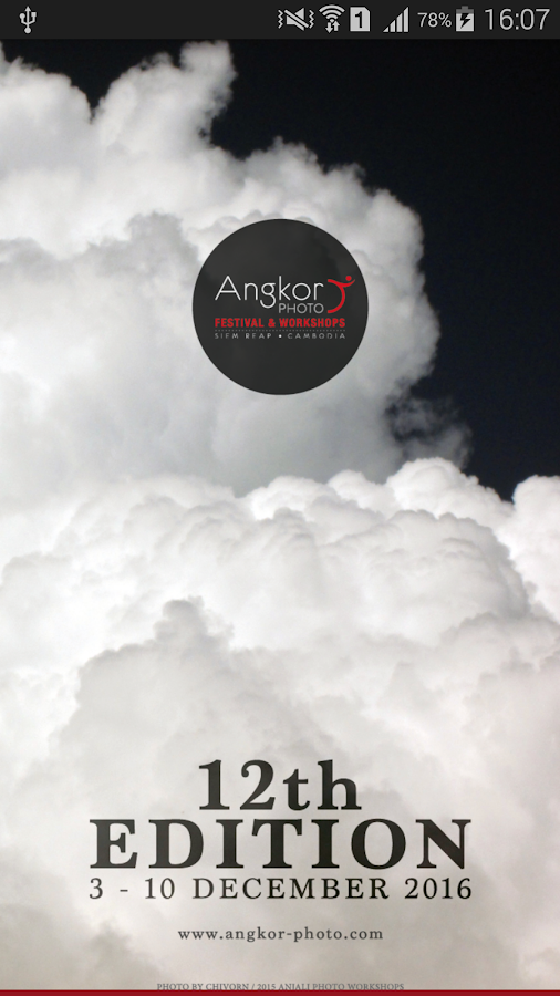 Angkor Photo Festival- screenshot