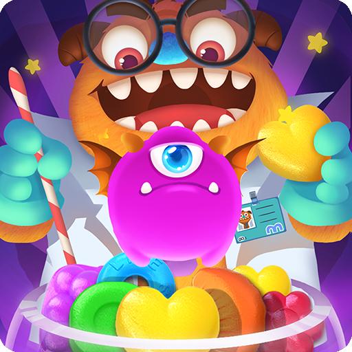 Sugar Monster Blast 休閒 App LOGO-硬是要APP