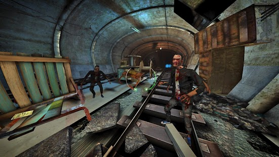 Zombie Shooter VR Screenshot