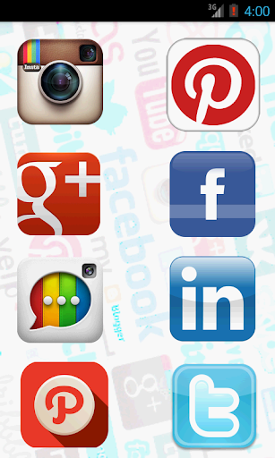 Social Media- Top Network Apps