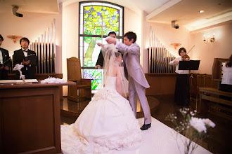 Photo: ここから挙式中。なのでおもったようには撮れないのが残念じゃ 。