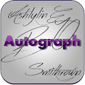 Digital Autograph Maker icon