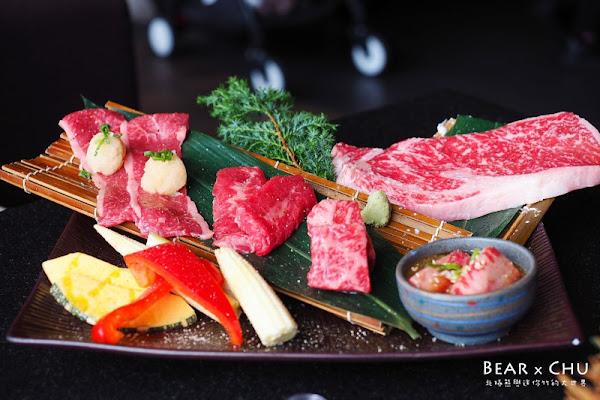 台北劍南站美麗新廣場老乾杯・和牛燒烤的華麗慶生宴