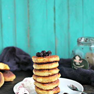 "Mini Russian Pancakes ""Oladii"""