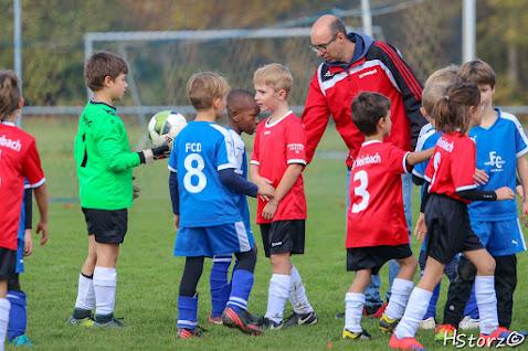 TVK  F-Jugend Spielenachmittag in Köndringen