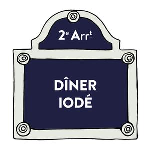 Diner nomade cuisine iodée