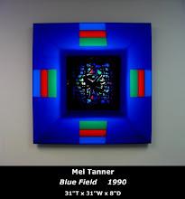 Photo: Blue Field (1990)