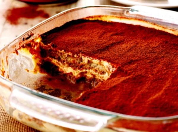 Irish Cream Tiramisu Recipe