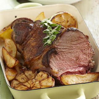 Lemon Oregano Roast Beef