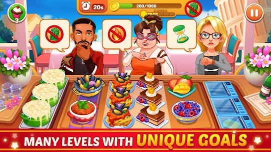Cooking Dream: Crazy Chef Restaurant cooking games 5