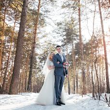 Wedding photographer Alena Fadeeva (skyline). Photo of 23.04.2017