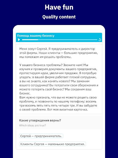 Learn Russian - Wlingua screenshot 10