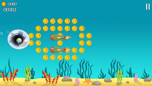 Black Cat Underwater Mission screenshot 1