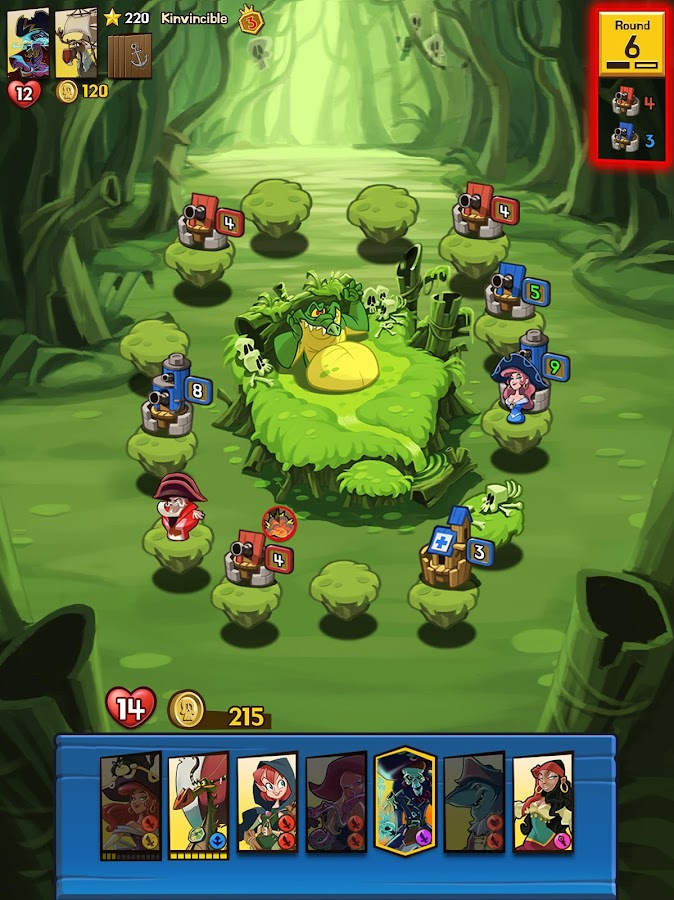 Dice Brawl: Captain's League (Unreleased)- screenshot