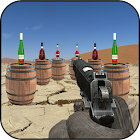 Expert Bottle Shooting King 3D icon