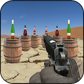 Expert Bottle Shooting King 3D