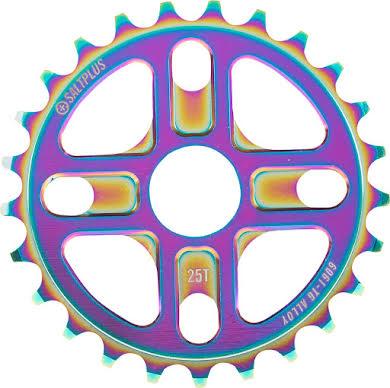 Salt Plus Manta Bolt Drive Sprocket 25t Oilslick Includes Adaptors for 19 and 22mm Spindles alternate image 0