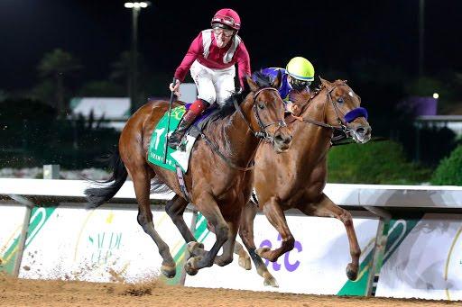 Mishriff fue el verdugo de Charlatan en una inolvidable Saudi Cup