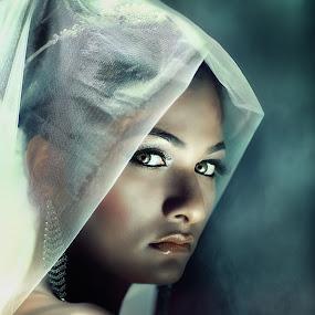 by O J - People Portraits of Women