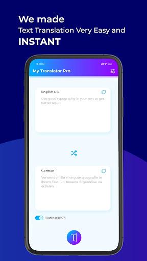 My Translator Pro screenshot 3