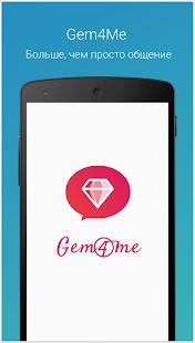 Gem4me - náhled