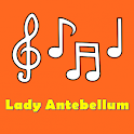 Hits Lady Antebellum lyrics icon